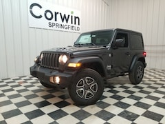 New 2020 Jeep Wrangler SPORT S 4X4 Sport Utility for sale in Springfield, MO