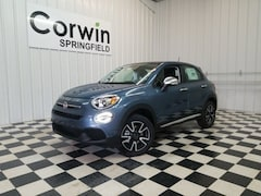 New 2019 FIAT 500X POP BLUE SKY AWD Sport Utility for sale in Springfield, MO