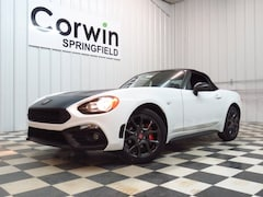 New 2018 FIAT 124 Spider ABARTH Convertible JC1NFAEK3J0139509 for sale in Springfield, MO