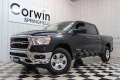 New 2019 Ram 1500 BIG HORN / LONE STAR CREW CAB 4X4 5'7 BOX Crew Cab for sale in Springfield, MO