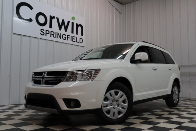 New 2019 Dodge Journey SE Sport Utility Springfield, MO