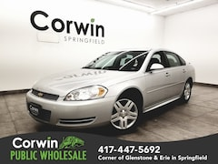 2014 Chevrolet Impala Limited LT Sedan