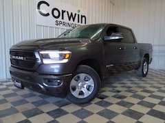 New 2019 Ram 1500 BIG HORN / LONE STAR CREW CAB 4X4 5'7 BOX Crew Cab 1C6SRFFT9KN623214 for sale in Springfield, MO