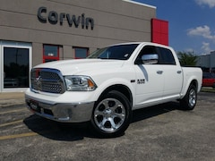 Used 2015 Ram 1500 Laramie Truck Crew Cab for sale in Springfield, MO