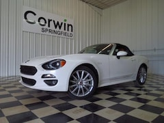 New 2019 FIAT 124 Spider LUSSO Convertible JC1NFAEK9K0140987 for sale in Springfield, MO