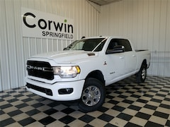 New 2019 Ram 2500 BIG HORN CREW CAB 4X4 6'4 BOX Crew Cab for sale in Springfield, MO