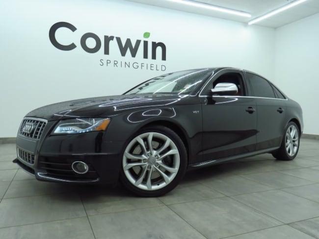 Used 2011 Audi S4 3.0 Premium Plus Sedan Springfield MO