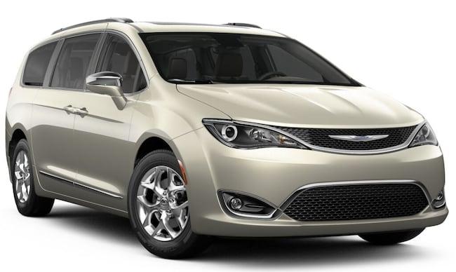 New 2019 Chrysler Pacifica LIMITED Passenger Van Springfield, MO