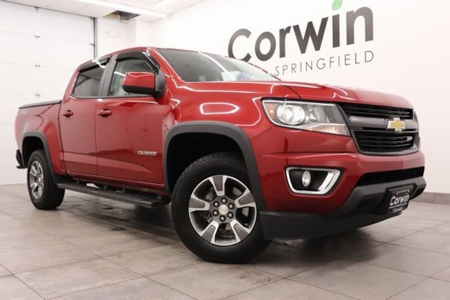 Used 2015 Chevrolet Colorado For Sale Springfield Mo