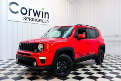 New 2019 Jeep Renegade ALTITUDE 4X4 Sport Utility ZACNJBBB6KPK14272 for sale in Springfield, MO
