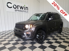 New 2020 Jeep Renegade ALTITUDE 4X4 Sport Utility for sale in Springfield, MO