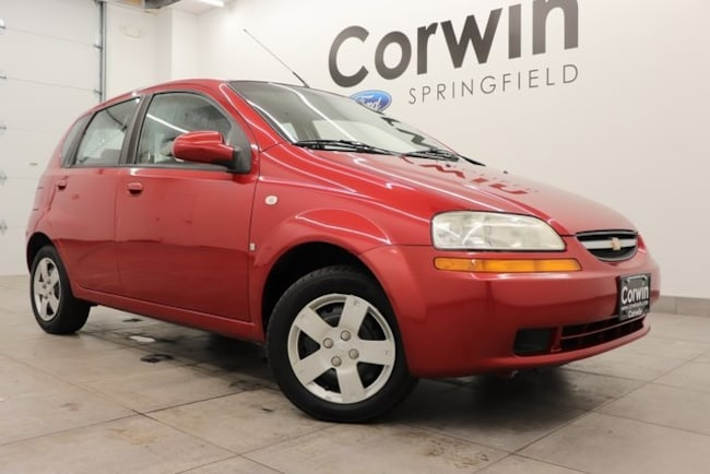 Used 2008 Chevrolet Aveo 5 For Sale Springfield Mo