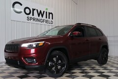 New 2019 Jeep Cherokee ALTITUDE FWD Sport Utility 1C4PJLLB5KD411240 for sale in Springfield, MO