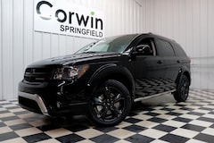 New 2019 Dodge Journey CROSSROAD AWD Sport Utility 3C4PDDGG7KT721077 for sale in Springfield, MO