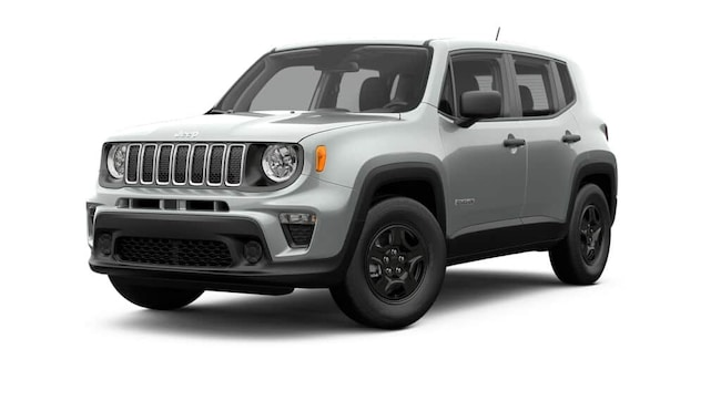 New 2019 Jeep Renegade SPORT 4X4 Sport Utility Springfield, MO