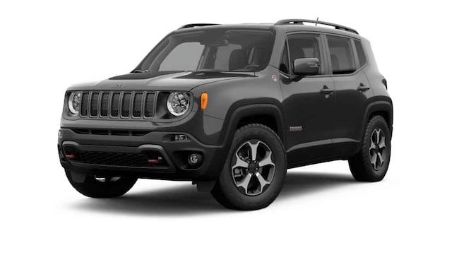 New 2019 Jeep Renegade TRAILHAWK 4X4 Sport Utility Springfield, MO