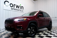 New 2019 Jeep Cherokee ALTITUDE 4X4 Sport Utility 1C4PJMLB4KD437348 for sale in Springfield, MO