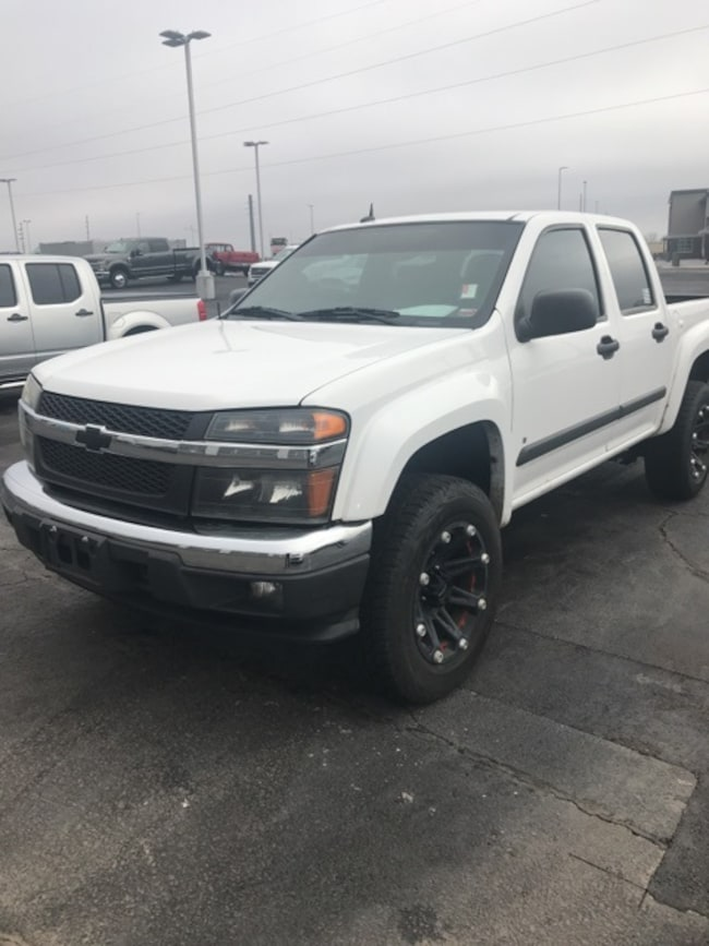 Used 2008 Chevrolet Colorado LT Truck Crew Cab Springfield MO