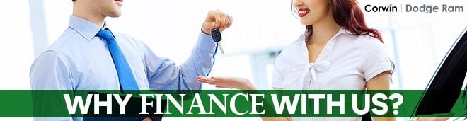 Finance At Corwin Corwin Chrysler Dodge Jeep Ram Fiat