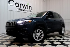 New 2019 Jeep Cherokee LATITUDE 4X4 Sport Utility 1C4PJMCX5KD401213 for sale in Springfield, MO