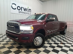 New 2020 Ram 3500 LIMITED CREW CAB 4X4 8' BOX Crew Cab for sale in Springfield, MO
