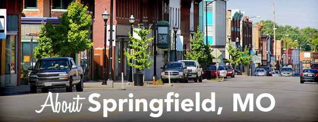 Serving Springfield, MO - Corwin
