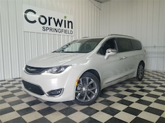 New 2020 Chrysler Pacifica 35TH ANNIVERSARY LIMITED Passenger Van for sale in Springfield, MO