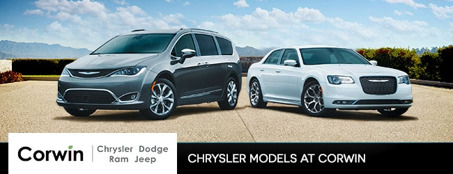 Chrysler Model Lineup