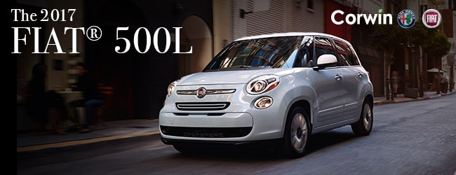 2017 FIAT 500L At Corwin FIAT in Springfield, MO