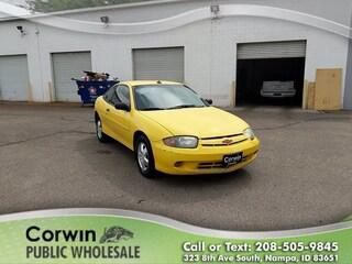 2004 Chevrolet Cavalier LS Coupe