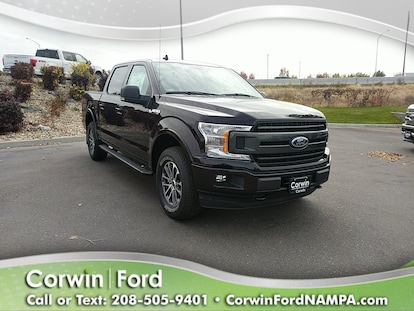 Corwin Ford Nampa >> New 2019 Ford F 150 For Sale At Corwin Automotive Group