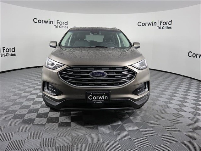 Corwin Ford Tri Cities >> New 2019 Ford Edge For Sale At Corwin Automotive Group Vin