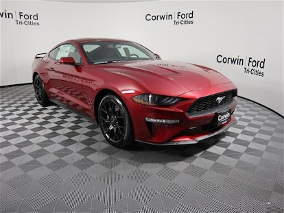 Corwin Ford Tri Cities >> New 2019 Ford Mustang For Sale At Corwin Automotive Group