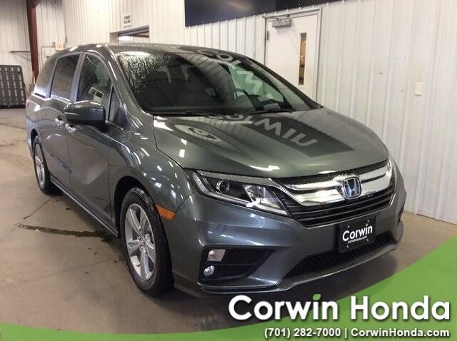 2020 Honda Odyssey Van