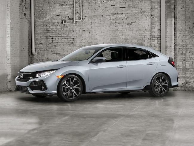 New 2019 Honda Civic EX Hatchback in Fargo, North Dakota