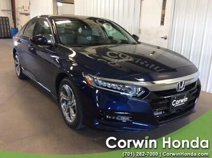 New 2019 Honda Accord For Sale at Corwin Honda Fargo | VIN