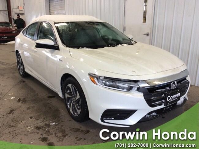 New 2019 Honda Insight EX Sedan in Fargo, North Dakota