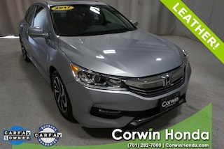 Used 2017 Honda Accord EX-L Sedan in Fargo, ND