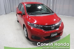 2020 Honda Fit LX Hatchback