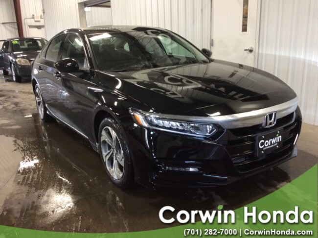 New 2019 Honda Accord EX Sedan in Fargo, North Dakota