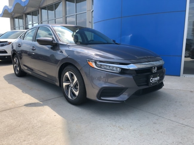 New 2019 Honda Insight LX Sedan in Fargo, North Dakota