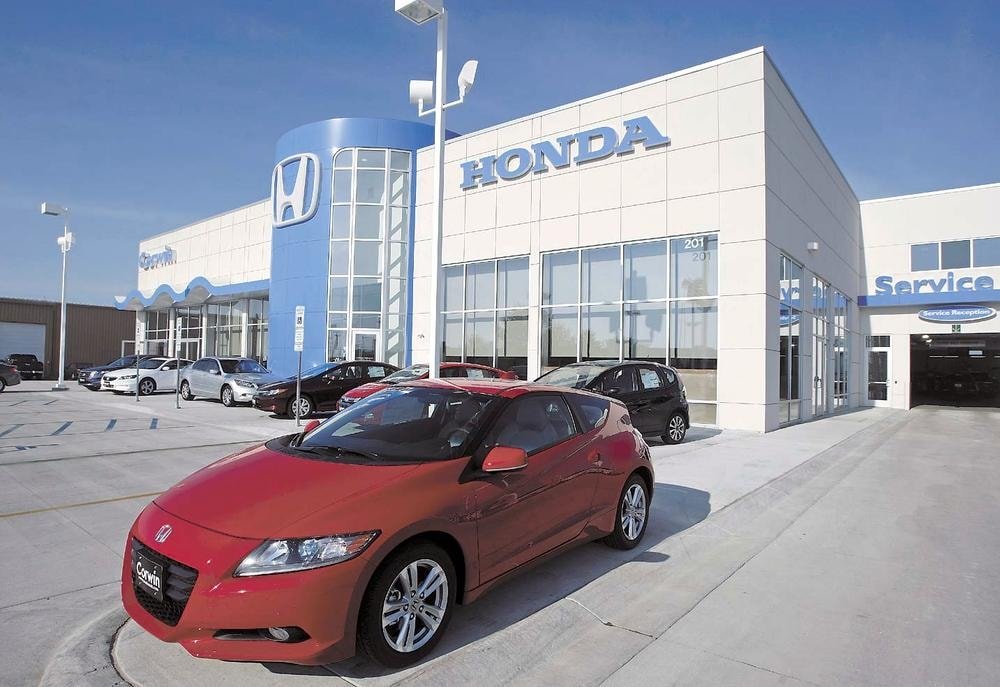 Welcome to Corwin Honda