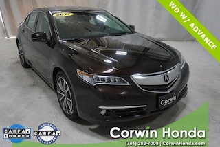 2017 Acura TLX V6 SH-AWD with Advance Package Sedan