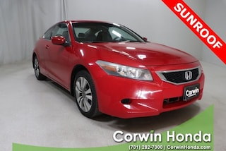 Used 2008 Honda Accord 2.4 EX Coupe in Fargo, ND