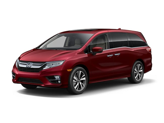 New 2019 Honda Odyssey Elite Van in Fargo, North Dakota
