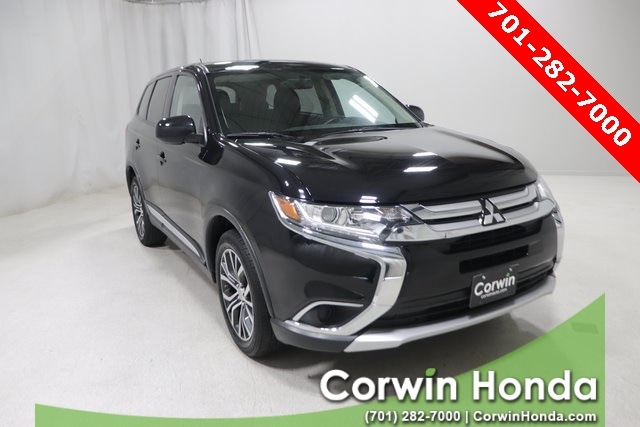 Used 2016 Mitsubishi Outlander For Sale at Corwin Automotive Group