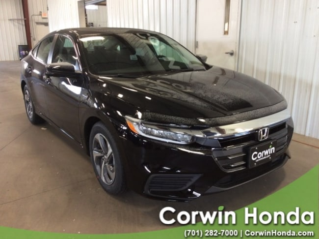 New 2019 Honda Insight EX Sedan in Fargo, North Dakota