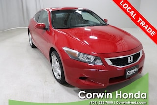 Used 2010 Honda Accord 2.4 EX-L Coupe in Fargo, ND
