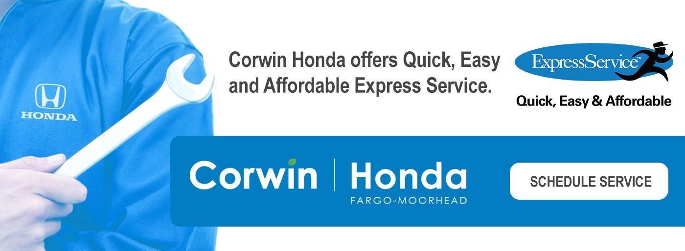 Corwin Honda   Car Dealers Fargo