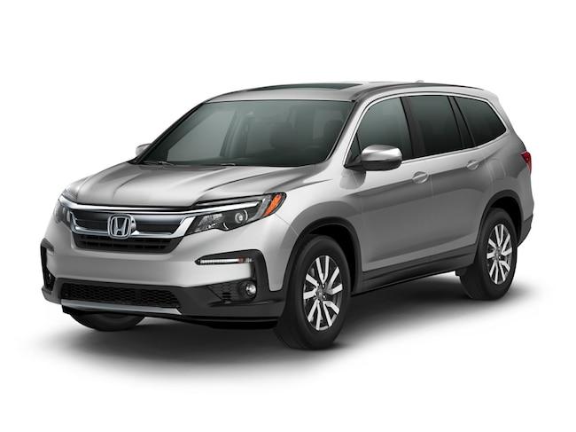 New 2019 Honda Pilot EX-L AWD SUV in Fargo, North Dakota